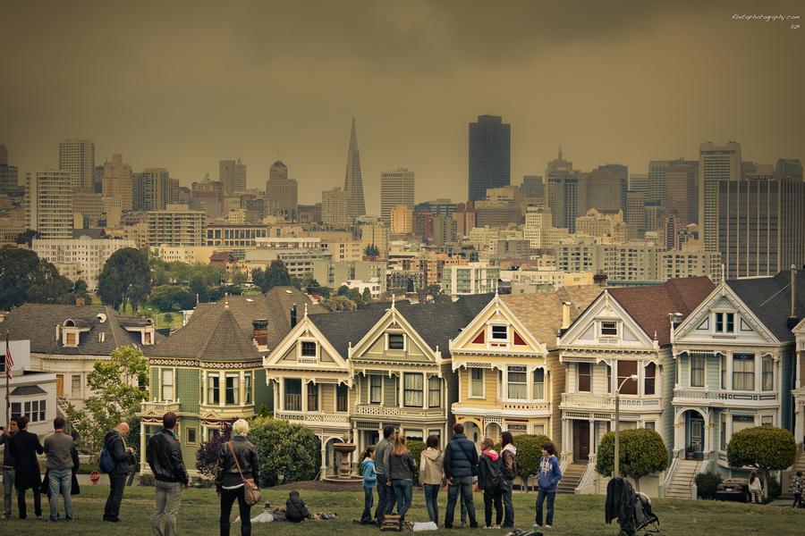 San Francisco - CA by Fernando Oliveira