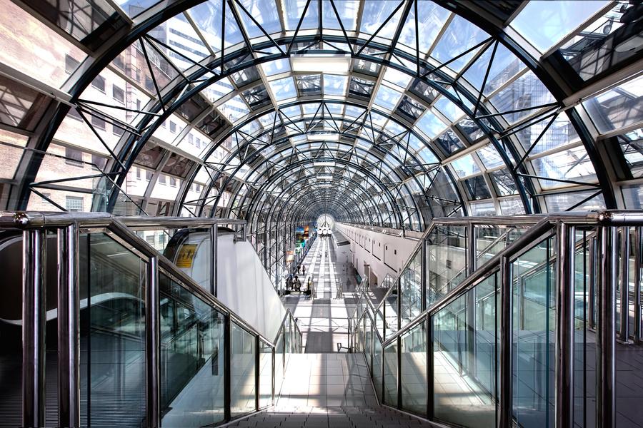Toronto Skywalk by Roland Shainidze