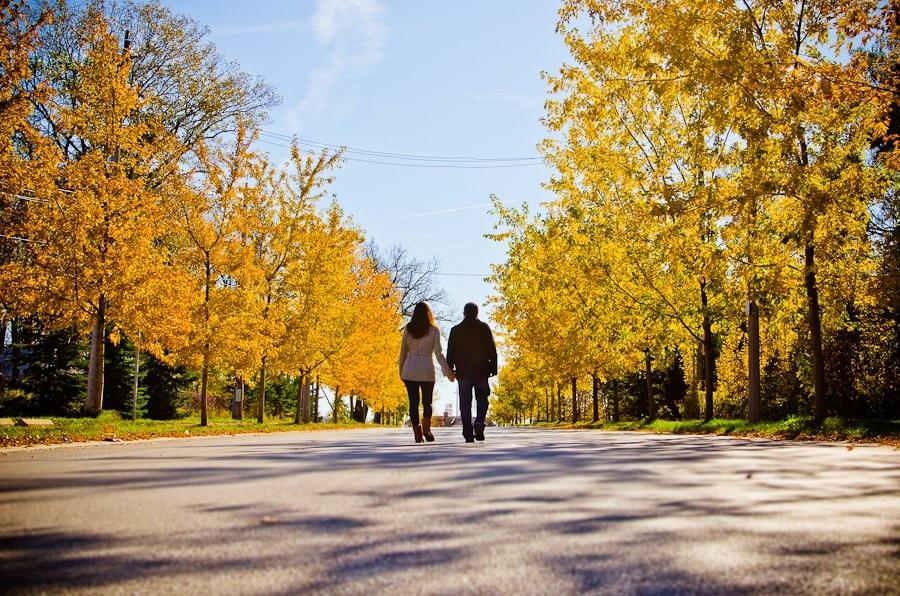 Autumn Love by Steve Hallman