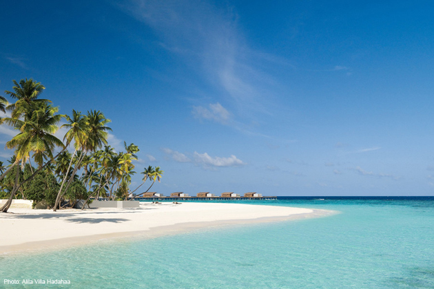 Alila Villa Hadahaa by The Maldives
