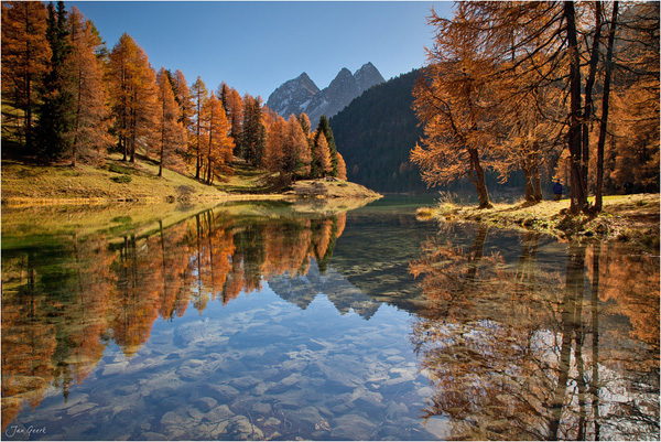 Autumn my Love by Jan Geerk