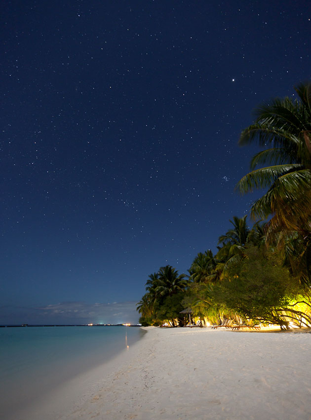 Kurumba night sky
