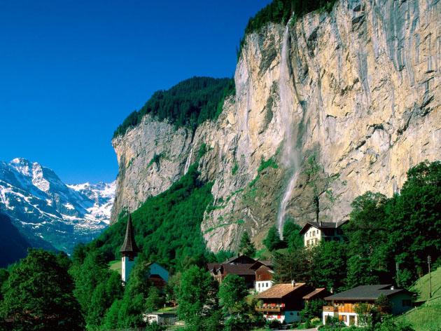 Lauterbrunnen-Switzerland