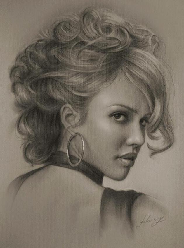 25 Beautiful Pencil Drawing (12)