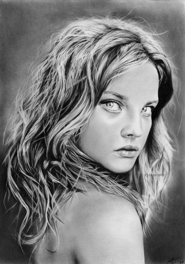 25 Beautiful Pencil Drawing | Great Inspire