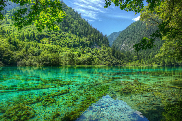jiuzhaigou-china