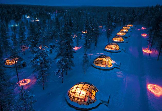 kakslauttanen-igloo-village-finland