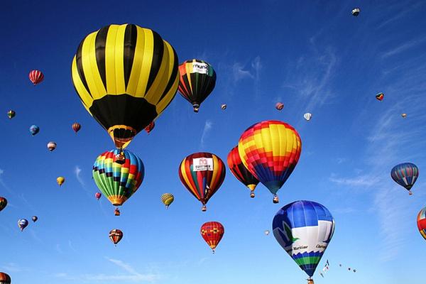 Albuquerque International Balloon Fiesta, New Mexico