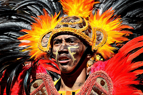 Dinagyang Festival, Philippines