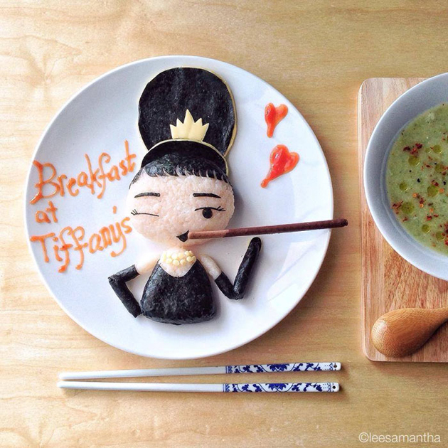 Creative mom turns meals into masterpieces (1)