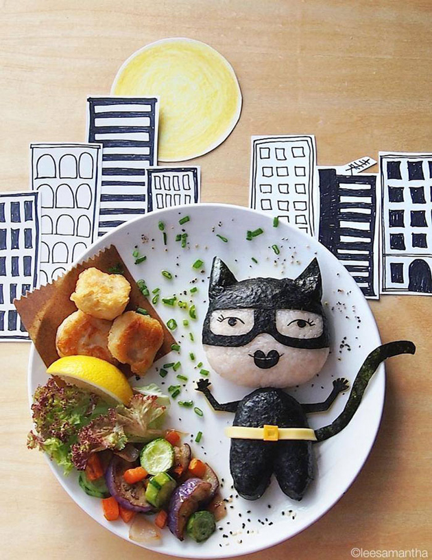 Creative mom turns meals into masterpieces (10)