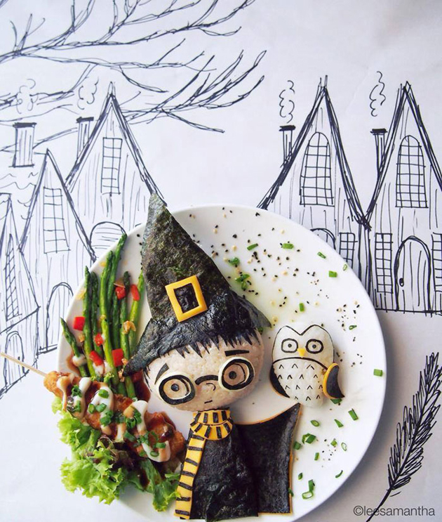 Creative mom turns meals into masterpieces (11)