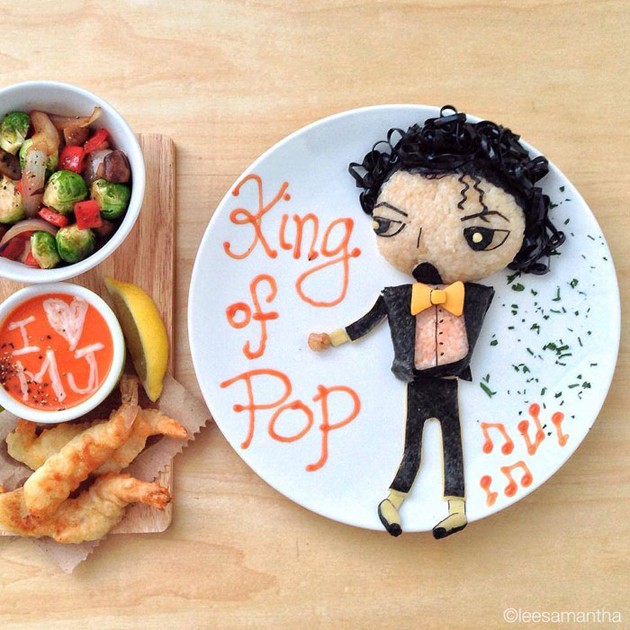 Creative mom turns meals into masterpieces (12)