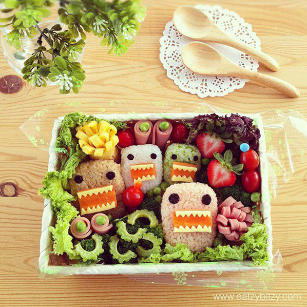 Creative mom turns meals into masterpieces (15)
