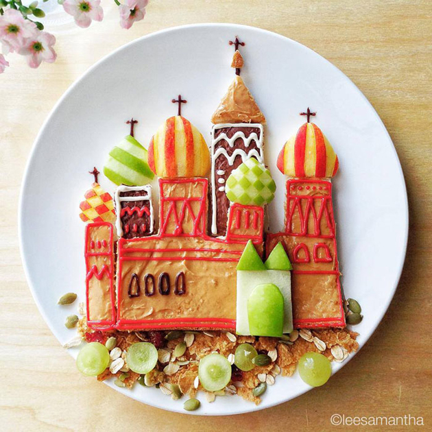 Creative mom turns meals into masterpieces (2)