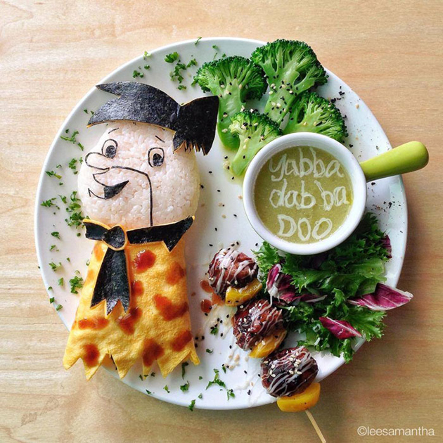 Creative mom turns meals into masterpieces (3)