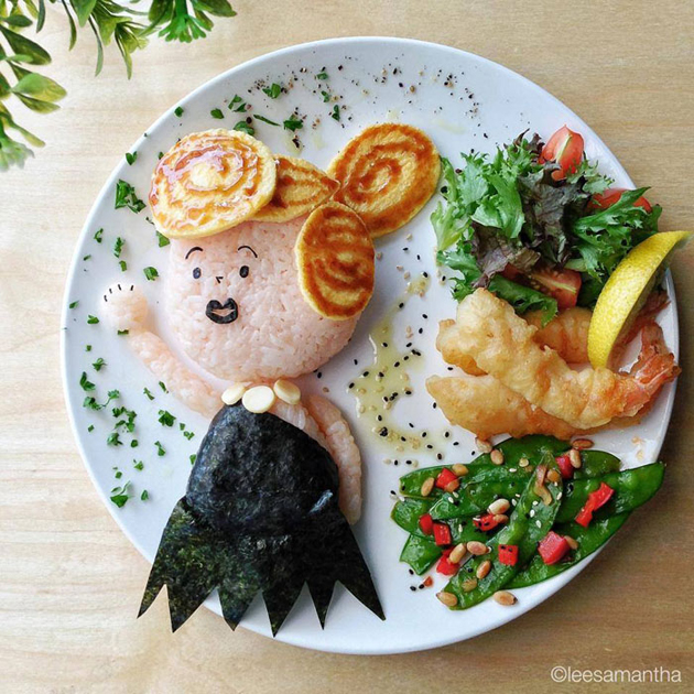 Creative mom turns meals into masterpieces (4)