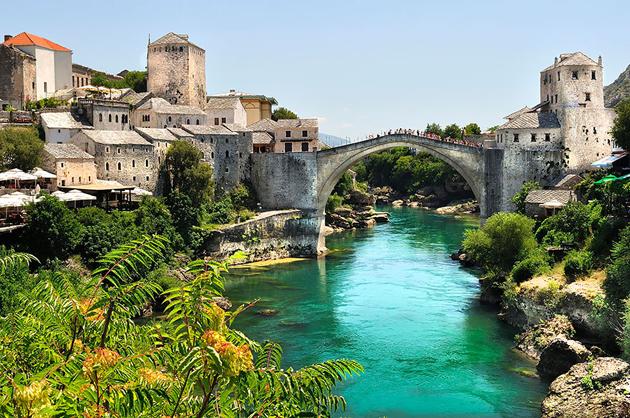 Stari Most, Bosnia And Herzegovina