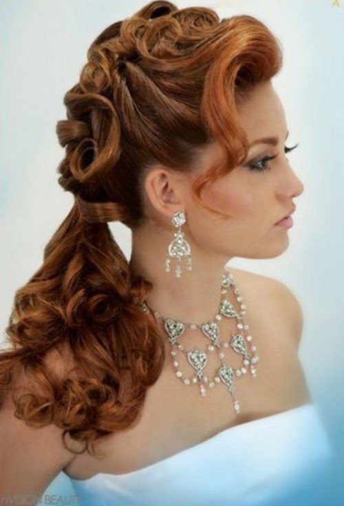 30 Beauty Of Bride S Hair Styles Great Inspire