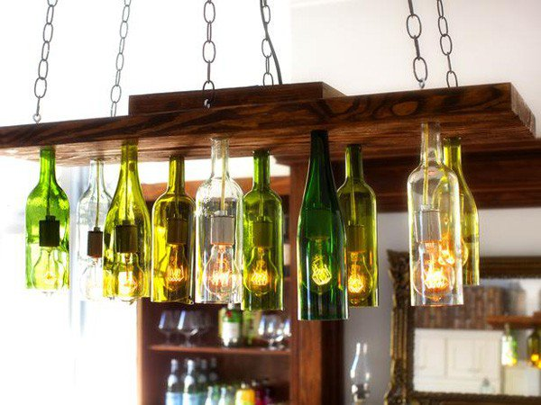35-DIY Gorgeous Glass Bottles (2)
