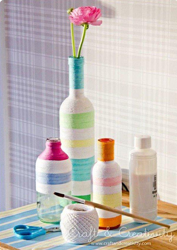 35-DIY Gorgeous Glass Bottles (22)