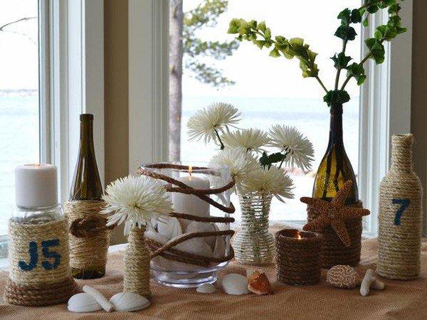 35-DIY Gorgeous Glass Bottles (3)