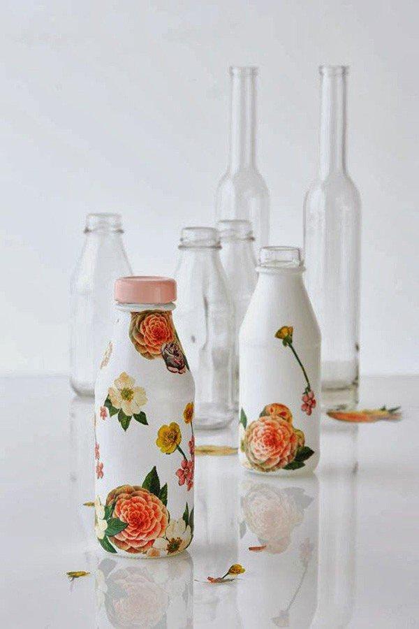 35-DIY Gorgeous Glass Bottles (30)