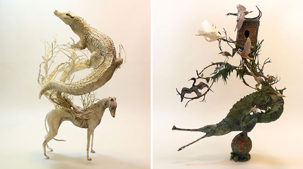 Fusion of flora and fauna by Ellen jewett (10)