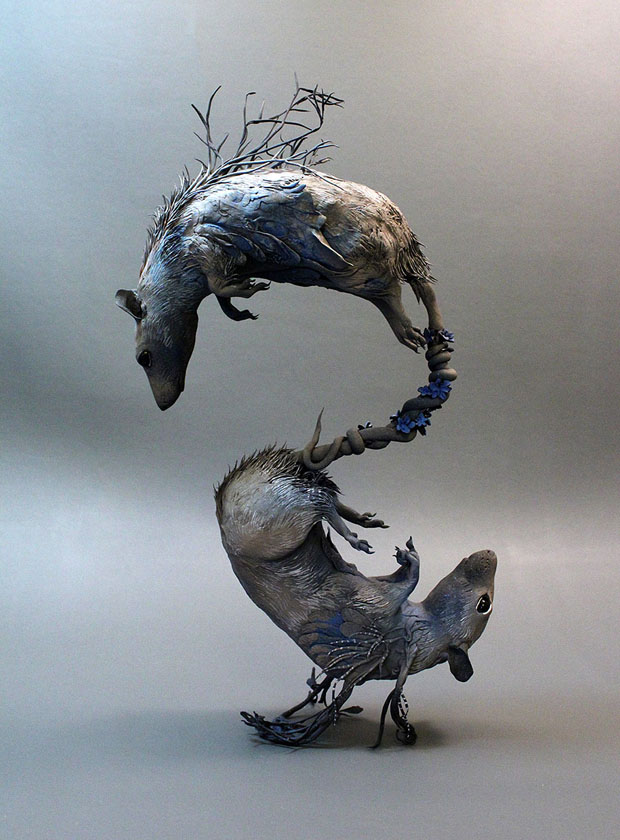 Fusion of flora and fauna by Ellen jewett (14)