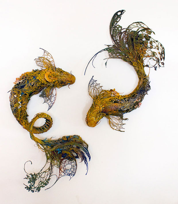 Fusion of flora and fauna by Ellen jewett (18)