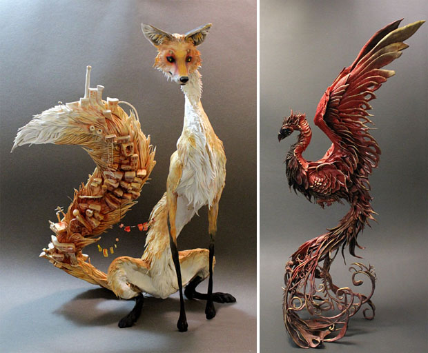Fusion of flora and fauna by Ellen jewett (2)