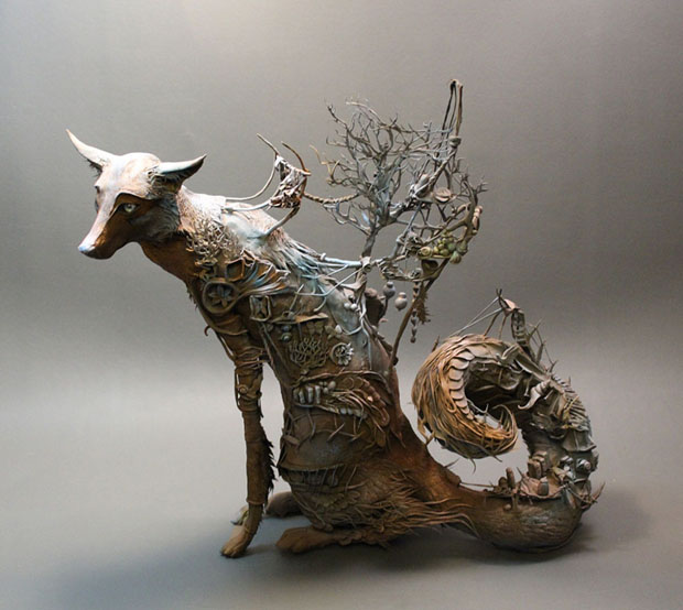 Fusion of flora and fauna by Ellen jewett (20)