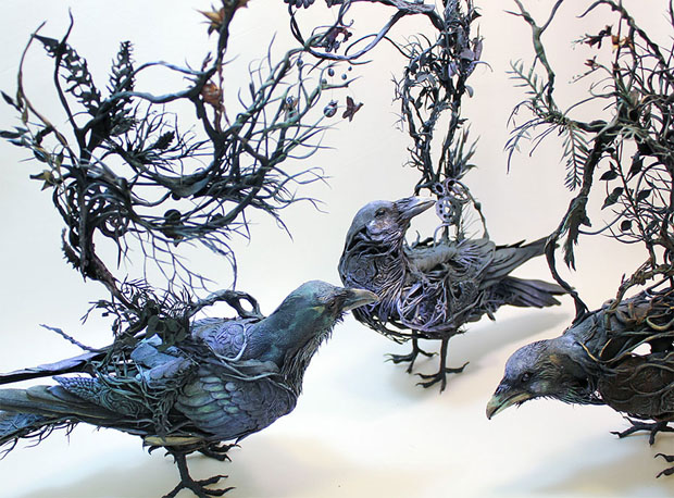 Fusion of flora and fauna by Ellen jewett (5)