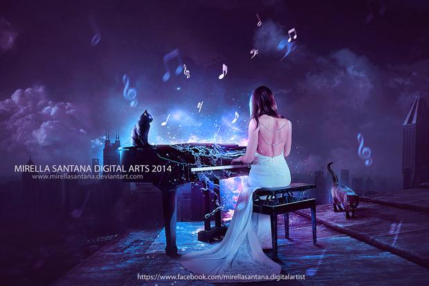 Mirella Santana's Fantasy World (2)