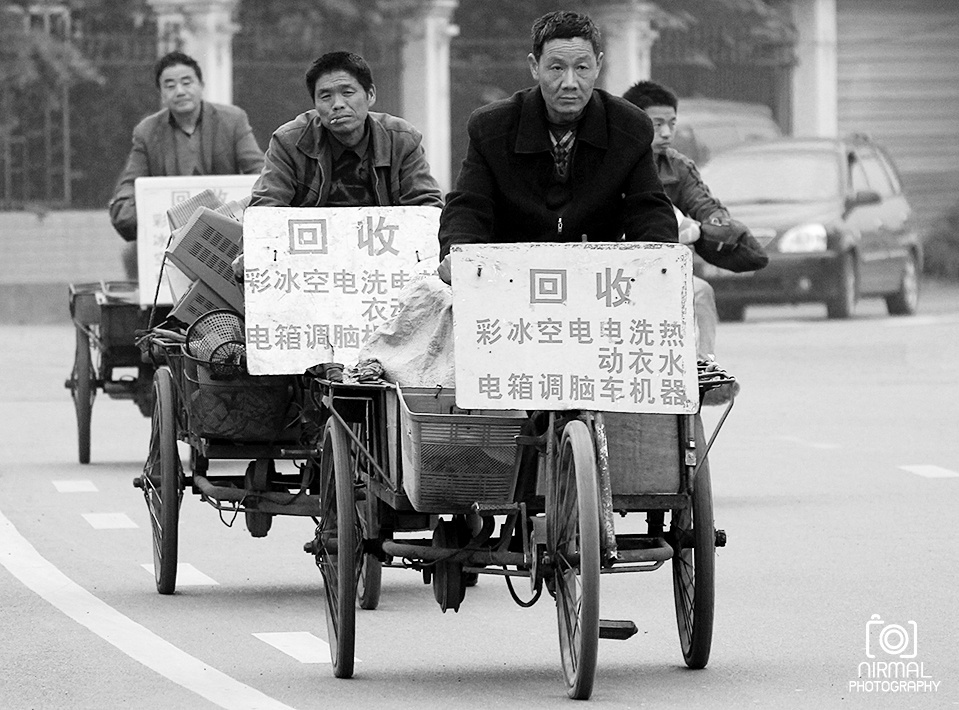 Workers in china by Nirmal Gyanwali on 500px