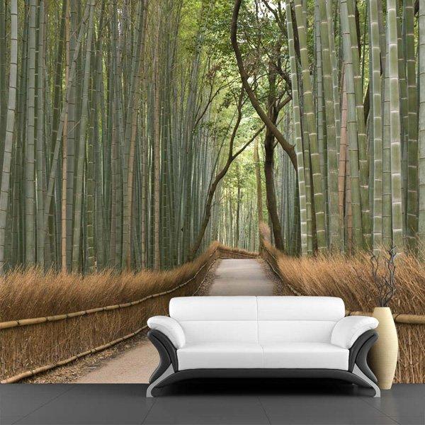 Beautiful Wall Design Ideas-Jungle-Wall-Mural-Decals