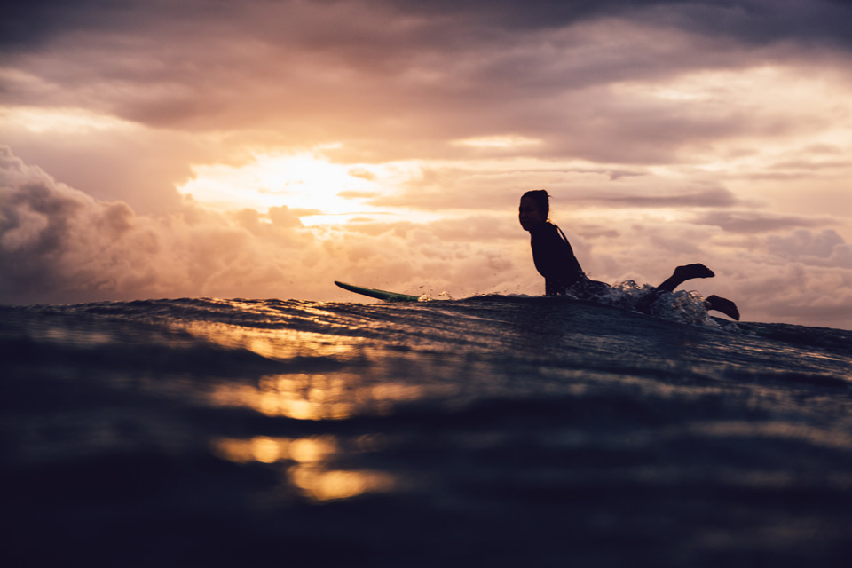 surfing-at-sunset-australia