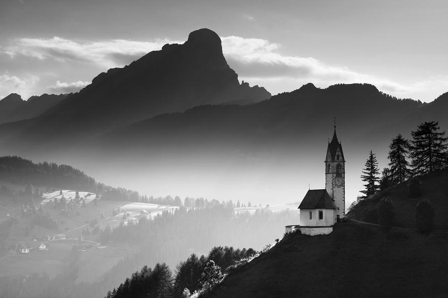 Alpine Church by Daniel Řeřicha on 500px