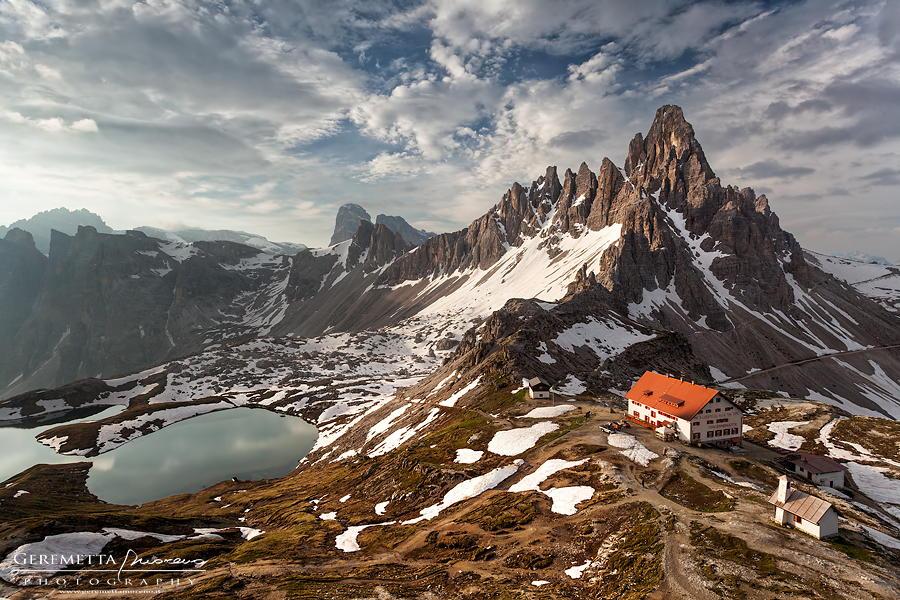 Dreizinnenhütte – Rifugio Locatelli by Moreno Geremetta on 500px