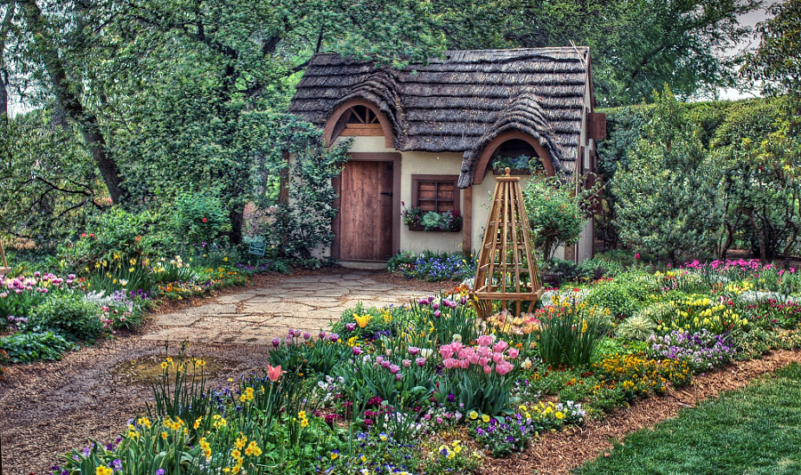 Magical Cottage by Jeff Clow on 500px