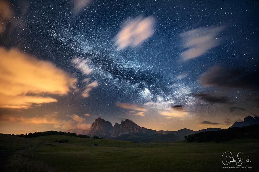 Milky way by Anita Stizzoli on 500px