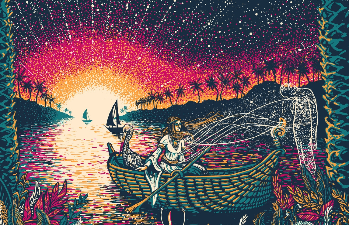 Beautiful Art Painting by James R. Eads