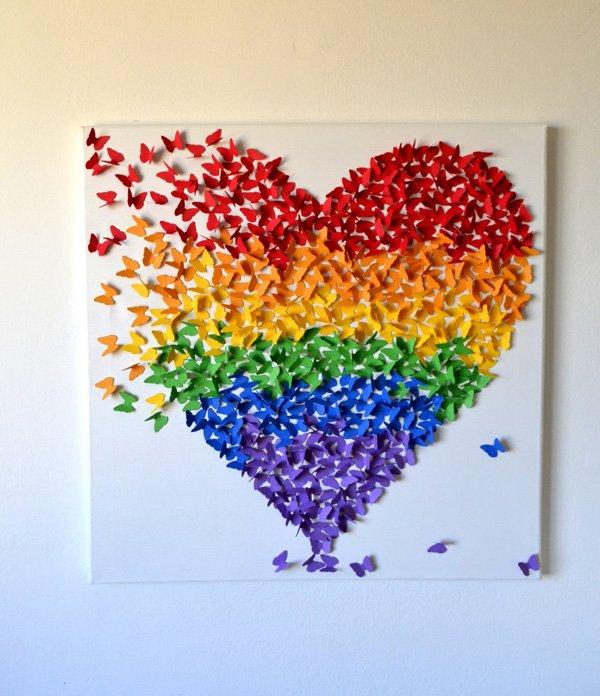 Creative ideas of DIY heart Shapes (11)