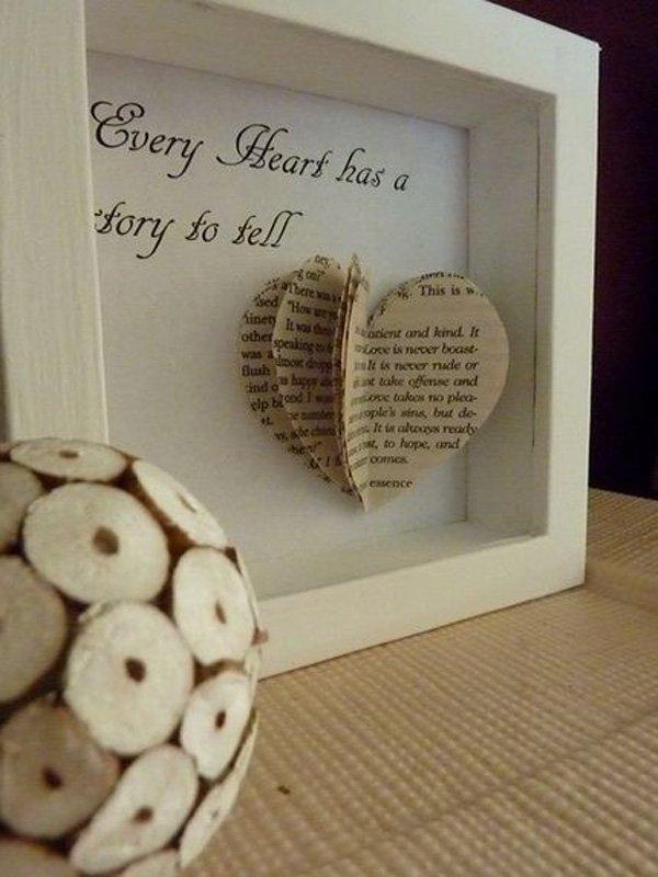 Creative ideas of DIY heart Shapes (12)