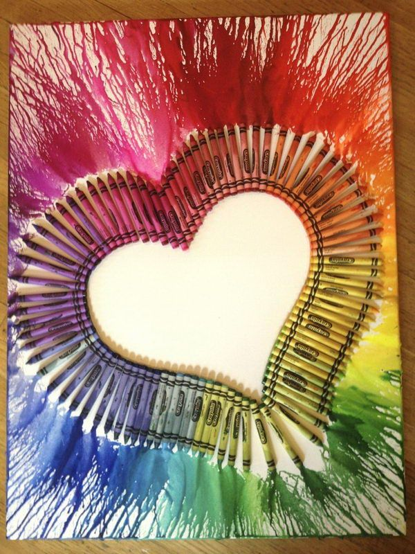 Creative ideas of DIY heart Shapes (13)