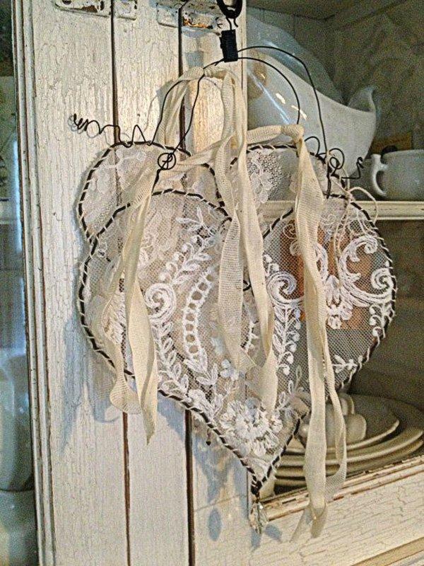 Creative ideas of DIY heart Shapes (14)