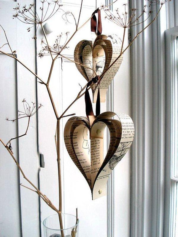 Creative ideas of DIY heart Shapes (15)