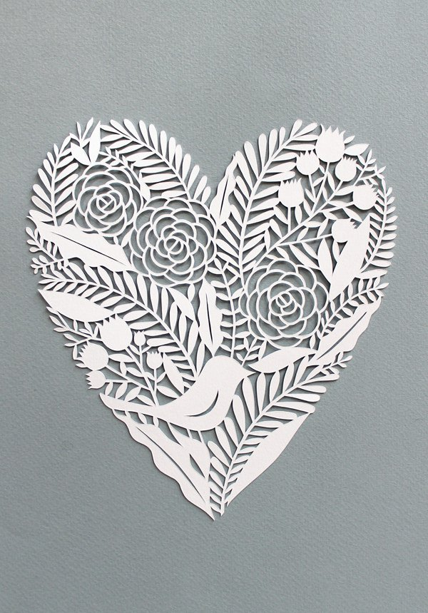 Creative ideas of DIY heart Shapes (21)