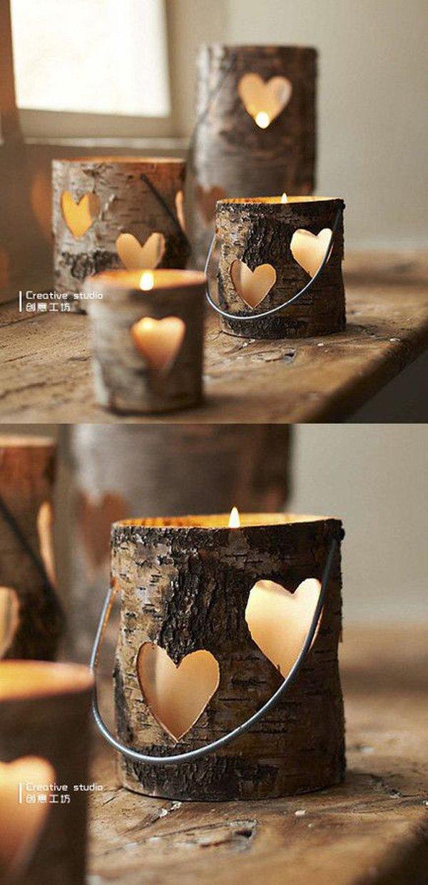 Creative ideas of DIY heart Shapes (33)