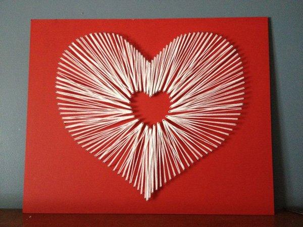Creative ideas of DIY heart Shapes (5)